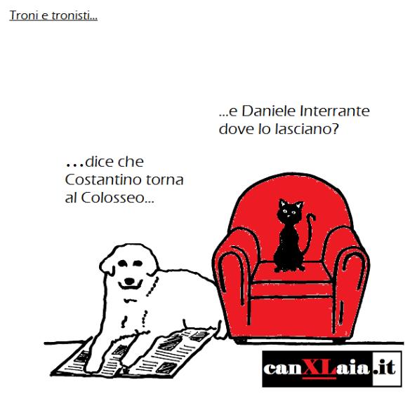 Mostra «Costantino 313 d. C.» al Colosseo fino al 15 settembre.