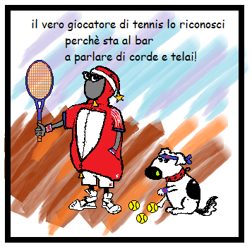alieno tennis